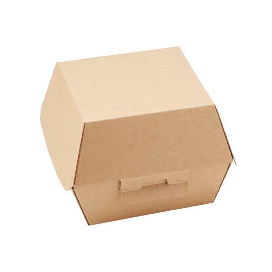 ネオクラフト バーガーBOX (S) 20枚入