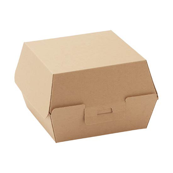 ネオクラフト バーガーBOX (L) 20枚入