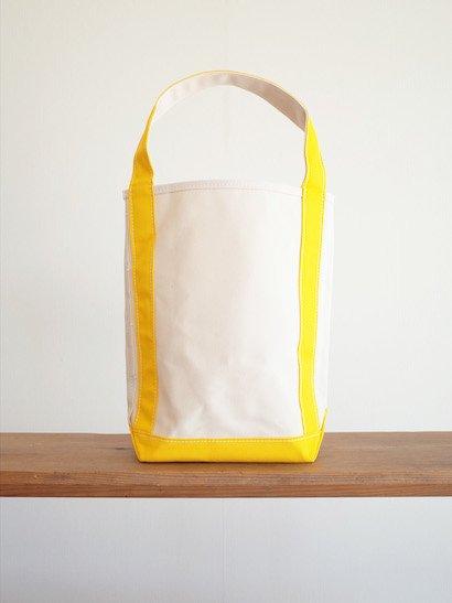 TEMBEA  Baguette Tote - Natural / Dk Yellow