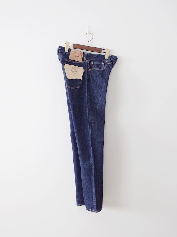 orSlow 107 Ivy (Slim) Fit Jeans - One Wash(レディース)
