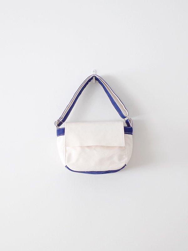 TEMBEA Toy Bag - Natural / Navy