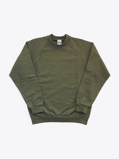 Dead Stock  Polish Military Training Sweat - Olive