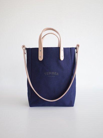 TEMBEA Club Tote XS Logo - Navy