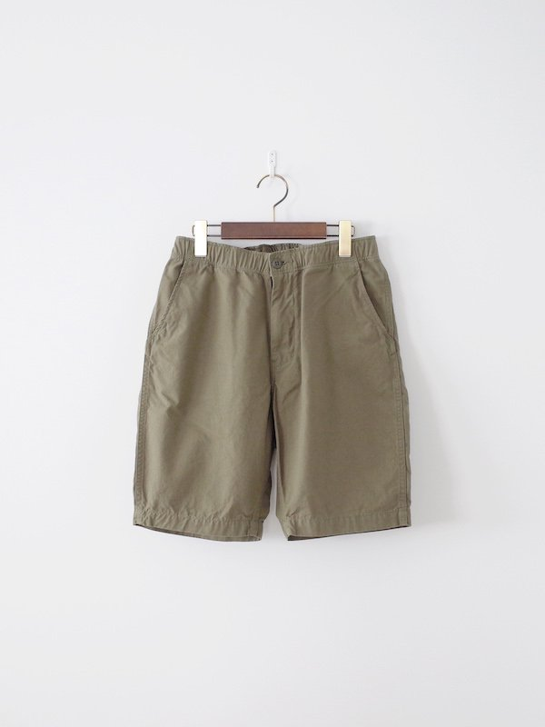 orSlow New Yorker Shorts - Army Green