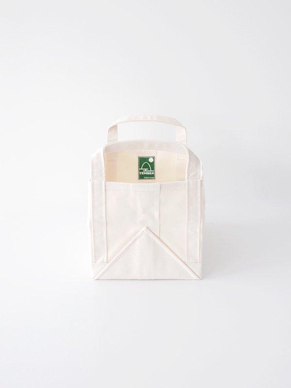 TEMBEA Book Tote Small - Natural / Natural