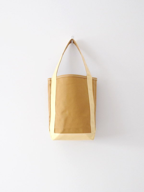 TEMBEA Baguette Tote Small - New Beige / Egg