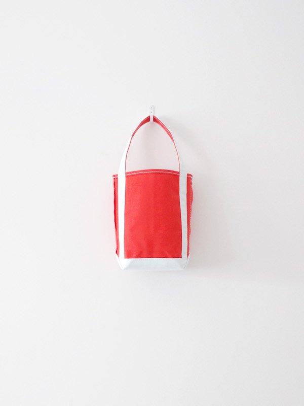 TEMBEA Baguette Tote Mini - New Red / Water