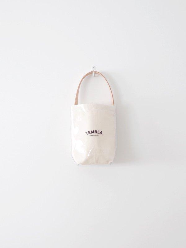 TEMBEA Baguette Tote Mini PVC - Clear