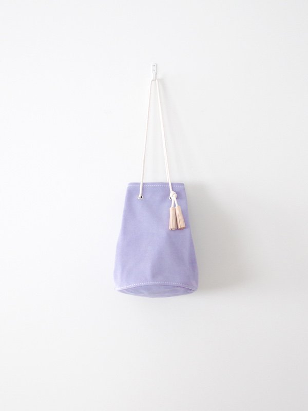 TEMBEA Game Pouch Suede - Lavender