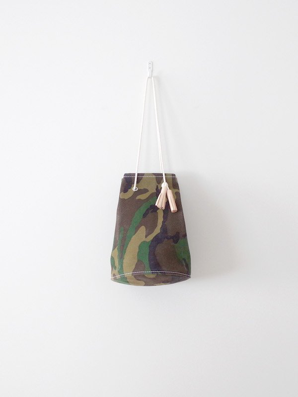 TEMBEA Game Pouch - New Woodland Camo