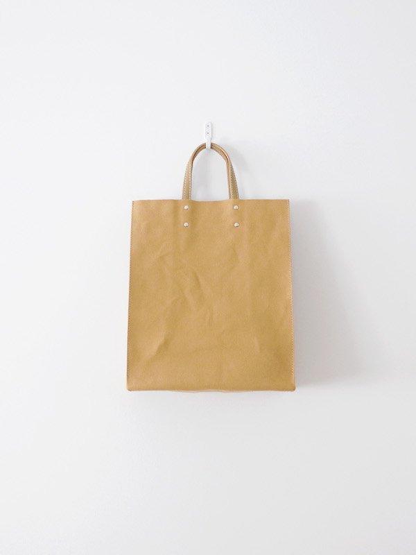 TEMBEA Paper Bag Small Basic - New Beige