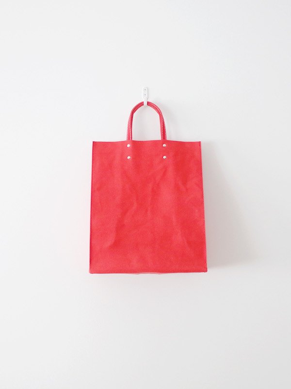 TEMBEA Paper Bag Small Basic - New Red