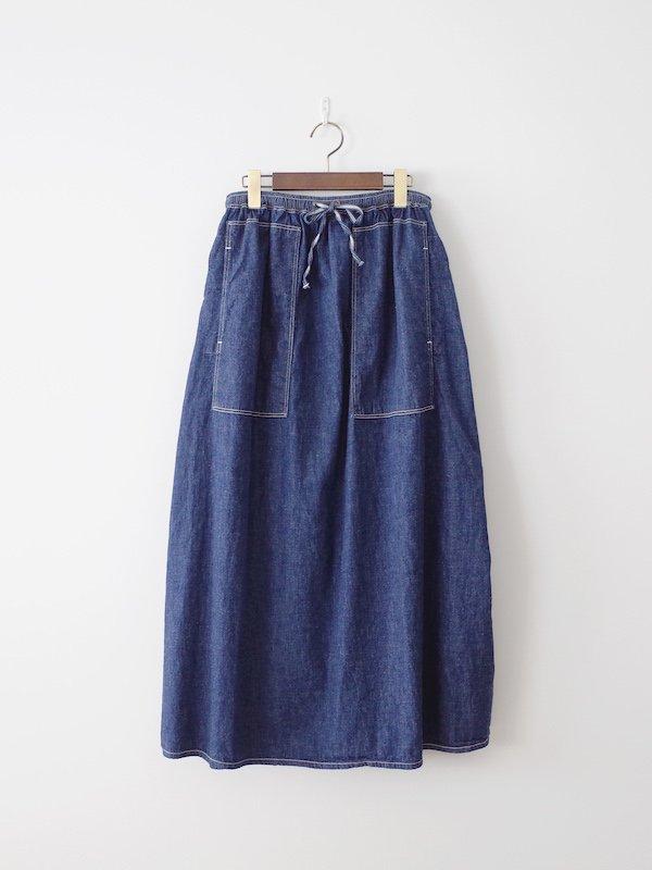 orSlow Climbing Skirt - Denim