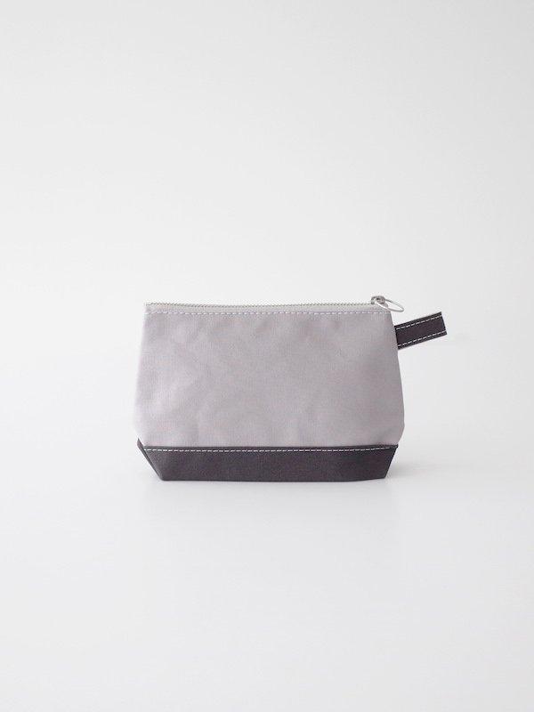 TEMBEA Toiletry Bag - Gray / Charcoal