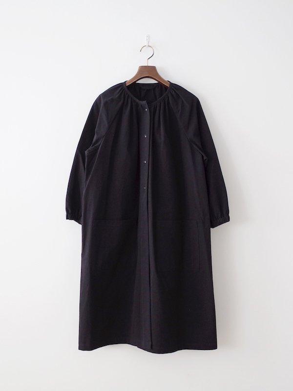Atelier d'antan Rousseau Cotton - Black
