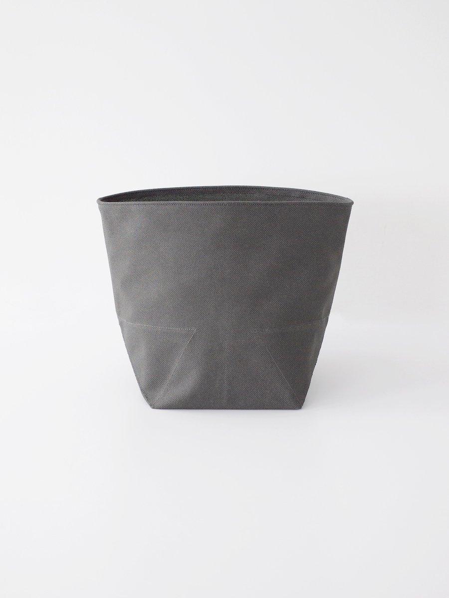 F/style ステインプルーフのバケット M チャコールグレー