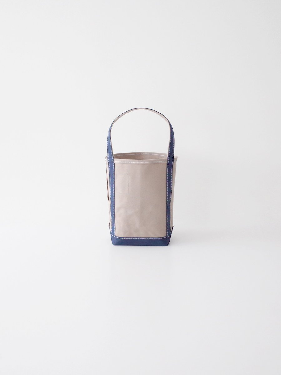 TEMBEA Baguette Tote Mini - Gray / Smoky Blue