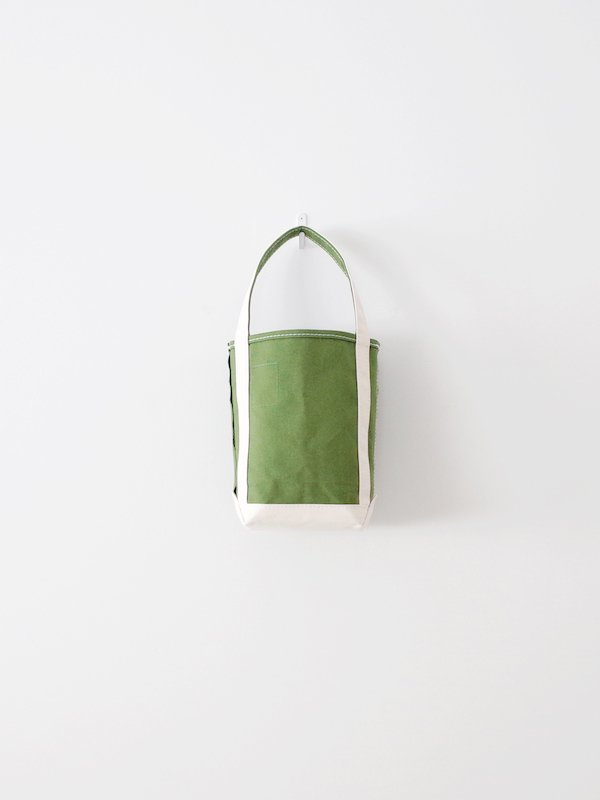 TEMBEA Baguette Tote Mini - New Olive / Natural