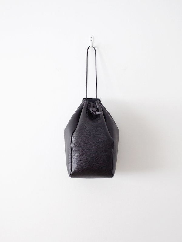 TEMBEA Game Pouch Shrink Leather - Black