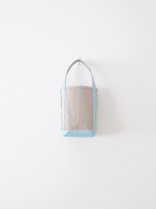 TEMBEA Baguette Tote Mini - Gray / French Blue