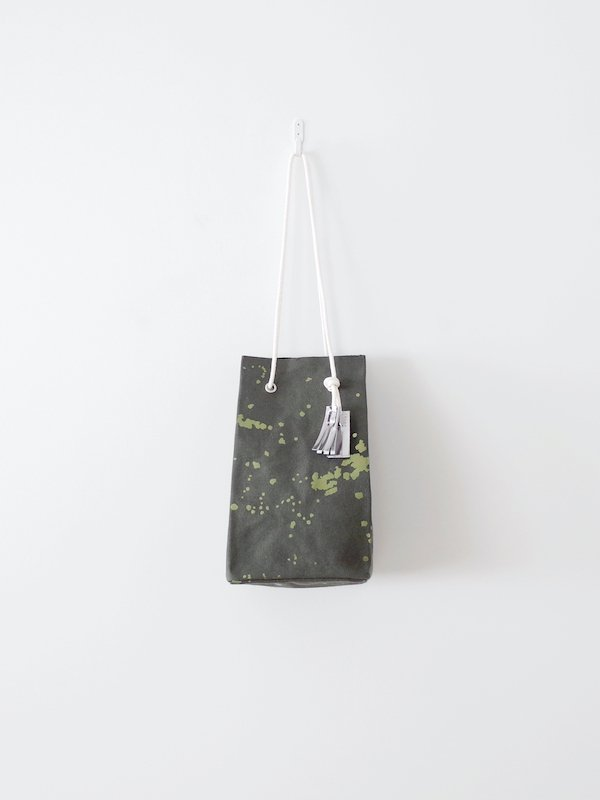 TEMBEA Game Pouch - Olive / 箔Olive