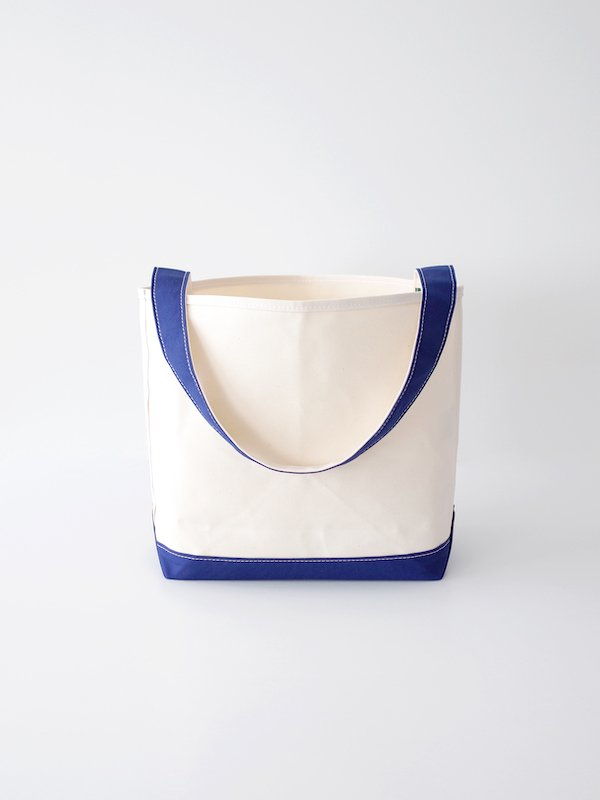 TEMBEA Branch Tote - Natural / Navy