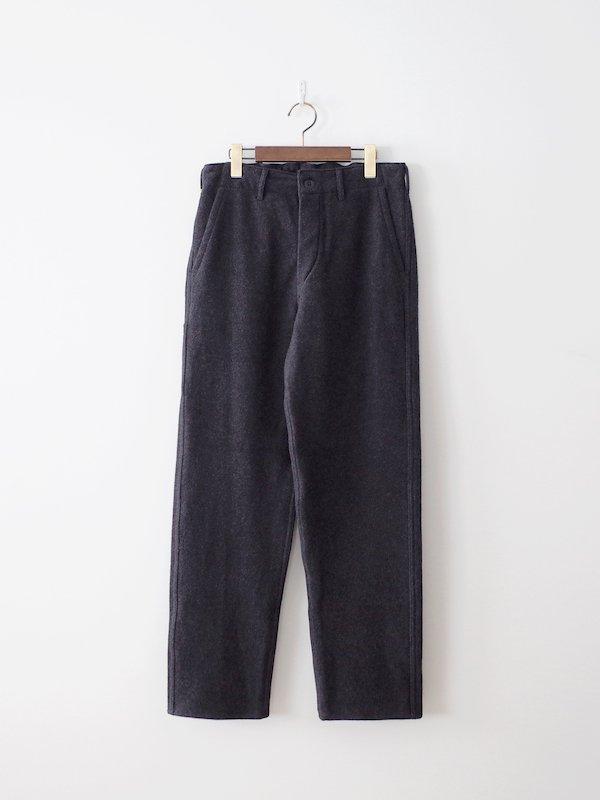 orSlow French Work Pants Cotton Melton - Gray