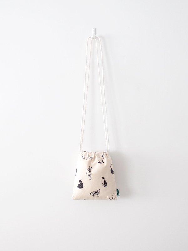 TEMBEA 巾着Pochette CAT