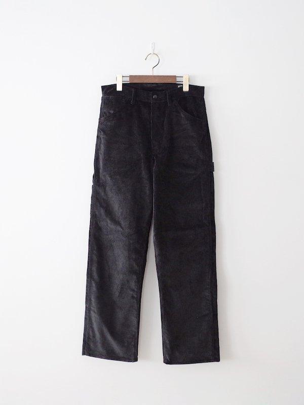 orSlow Thick Corduroy Painter Pants - Cords Black