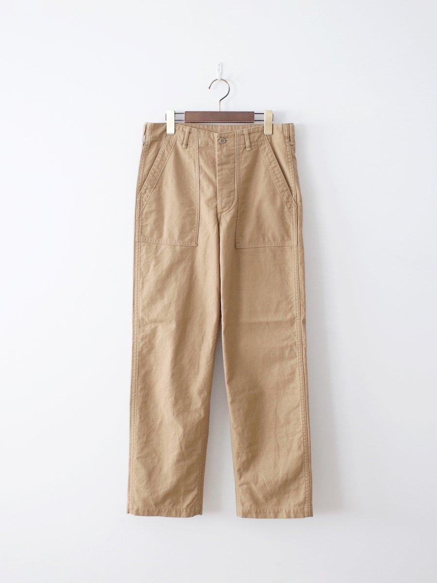 orSlow US Army Fatigue Pants - Khaki