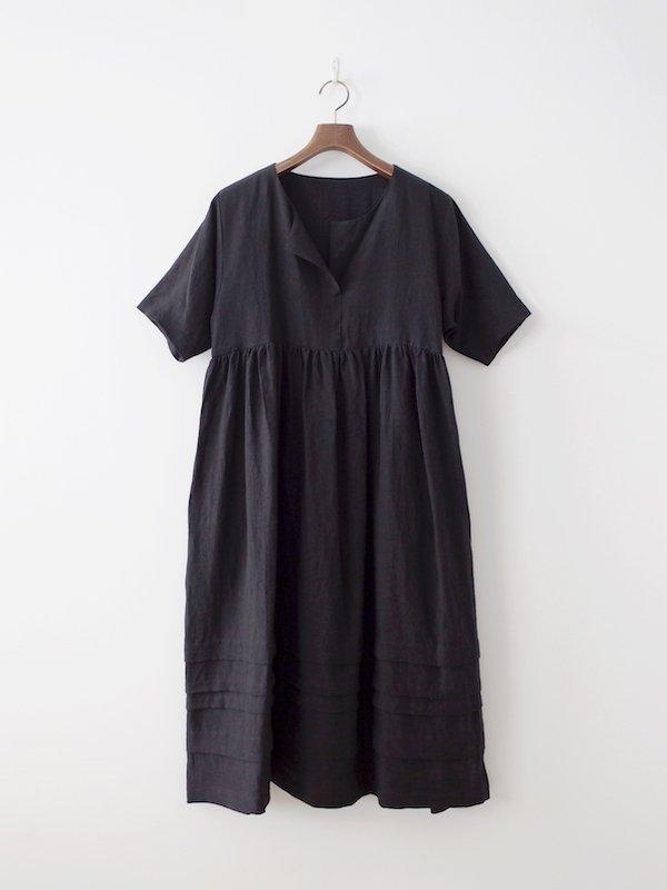Atelier d'antan Czerny Linen - Black