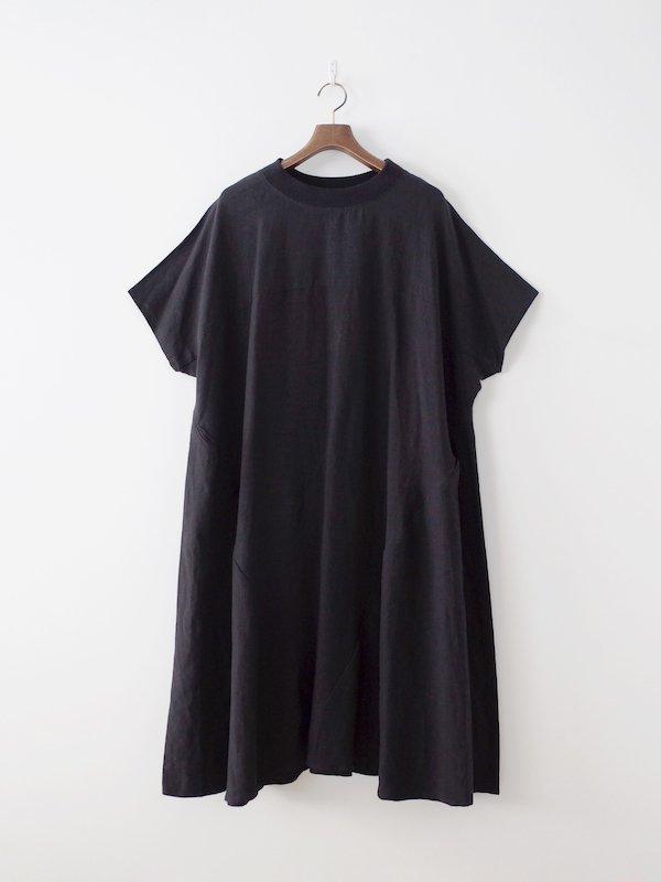 Atelier d'antan Taafee Linen - Black