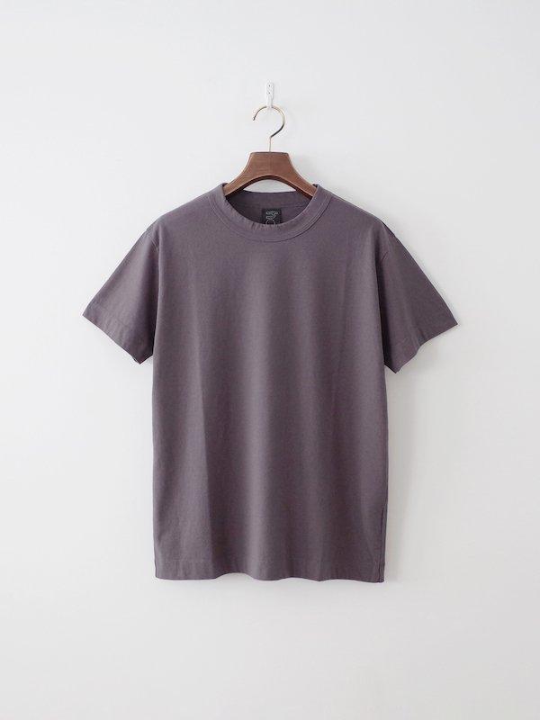 homspun 天竺半袖Tシャツ グレー(XL , XXL)