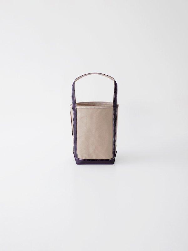 TEMBEA Baguette Tote Mini - Beige / Black