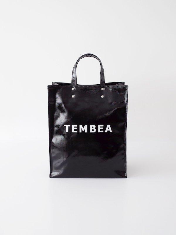 TEMBEA Paper Tote - Black