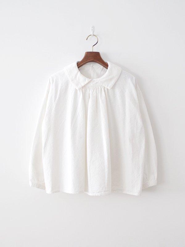 Atelier d'antan Amiel Khadi Cotton - White