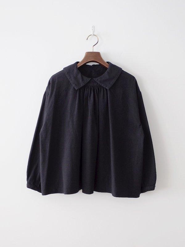 Atelier d'antan Amiel Khadi Cotton - Black