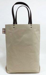 Eco bag「kaera armor」 エコバッグ仕様の大きめバッグ 格子文