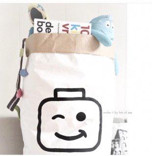 SALE // LEGO paper bag