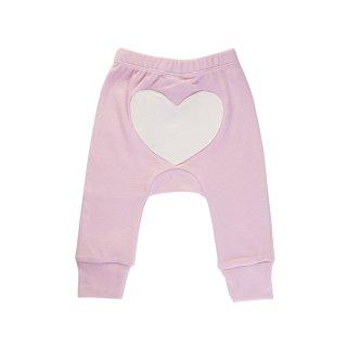 70% OFF SALE // Heart Pants // Color Pink