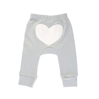 30% OFF Heart Pants Color Gray