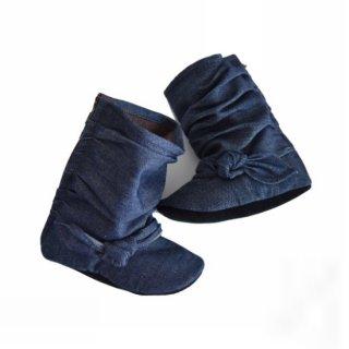SALE // Denim Boots (Last 1)