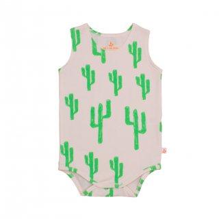 70% OFF SALE // Tank Body Suit-Neon Green Cactus  (Last1)