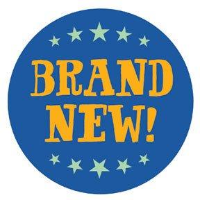 Brand new Baby Sticker ニューボーンベビーステッカー Little Champion
