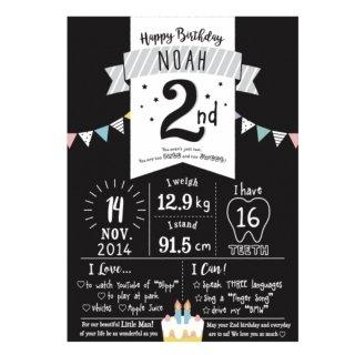 2nd Birthday Boad<br>Original