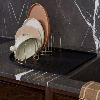 30% OFF // Dish Tray-Black