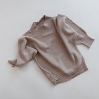 30% OFF - Snow Day Knit Pullover // Hazelnut