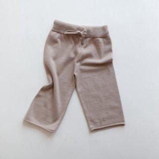 30% OFF - Snow Day Knit Pants // Hazelnut