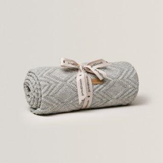 30% OFF // Ollie Gray Cotton Blanket