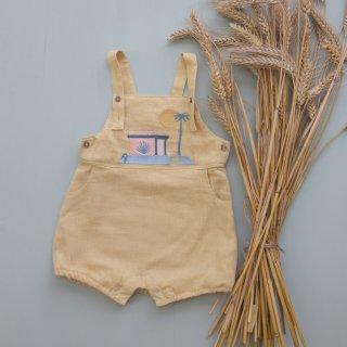 50% OFF SALE // Overalls Atila // Soft Honey for BABY